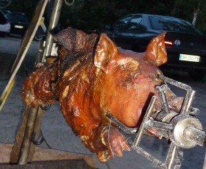 Cochon Dansant : la fièvre du samedi soir ! dans Sidecar trial P1060074-300x246